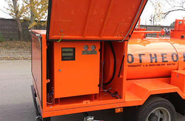 Mobile filling station (PAZS) 36223-01